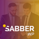 Sabber - Highly Customizable Financial & Business WordPress Themes