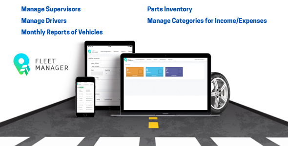 Fleet Manager (Miscellaneous) images