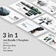 Jun Bundle 3 - Minimal Google Slide Template