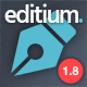 NewsPaper, News Magazine, WordPress Blog theme - Editium.