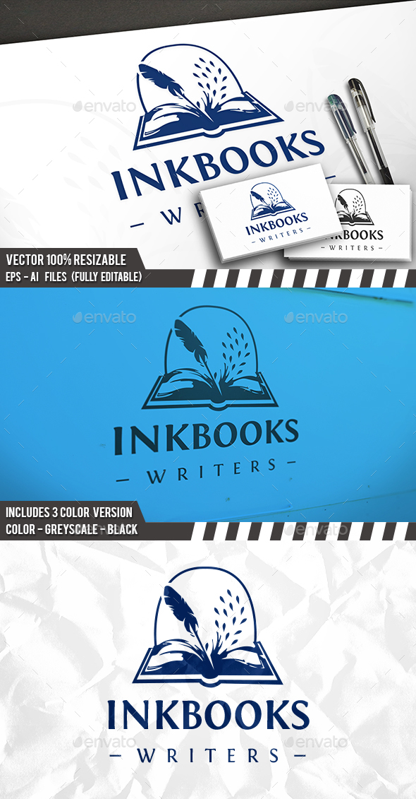Ink Books Logo