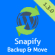 Snapify - Backup and Move WordPress Easily
