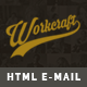 Responsive Email + Stampready Builder, Workcraft