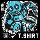 Robosuper T-Shirt Design