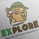 Explorer Game Logo Design