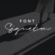 Signeton | Font Script Signature