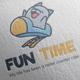 Roller Coaster Logo Design