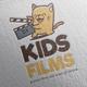 Kids Film Maker Logo Design