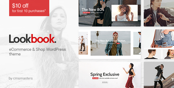 Lookbook – Style Shop &amp Clothes Woocommerce Theme (WooCommerce)