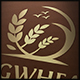 Wheat Crop Logo