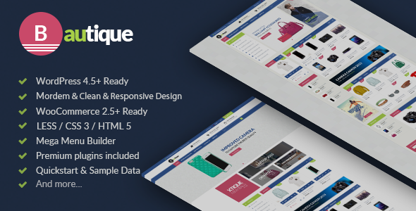 VG Bautique - Responsive WooCommerce WordPress Theme