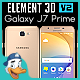 Samsung Galaxy J7 Prime for Element 3D