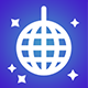 DISCOTEQUE - for night clubs, bars, discos, DJs (Android)