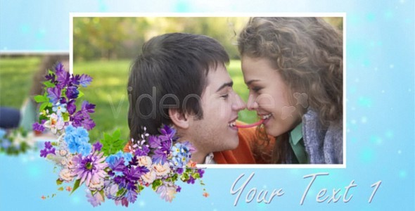 After Effects Project - VideoHive Eternal Love 1967994