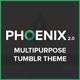Phoenix - Flexible Multipurpose Business Tumblr Theme