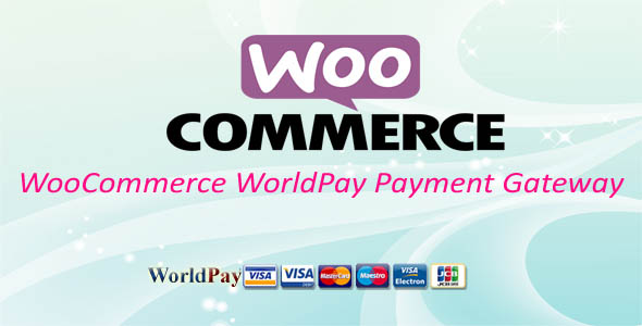 WooCommerce WorldPay Payment Gateway (WooCommerce) images