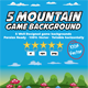 Game Background Mountain