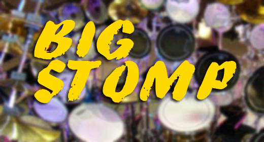 Stomp - Percussion