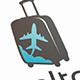 Plane Travel Tours Logo