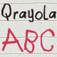 'Qrayola' Children's First Handwriting - GraphicRiver Item for Sale