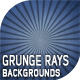 10 Grunge Rays Backgrounds