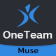 OneTeam - Corporate Multipurpose Muse Template