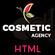 Cosmetics - Multi-Purpose eCommerce Shop HTML Template