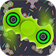 Bat Fidget Spinner + Admob (Android Studio + Eclipse) Easy Reskin