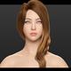 AVA - Beautiful Female Character