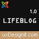 Lifeblog - Joomla Lifestyle Blogging and Magazine