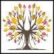 Blooming Tree Logo