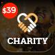 Charity - Nonprofit / Charity / Fundraising WordPress Theme
