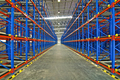 Storage pallet  racking system for storage distribution center