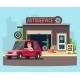 Car Service Station or Repair Garage