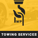 Towy - Emergency Auto Towing and Roadside Assistance Service WordPress theme.