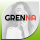 Grenna - Multipurpose PSD Template