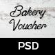 Bakery Gift Voucher