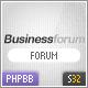 BusinessForum phpbb Skin  Free Download