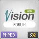 Vision PHPBB Skin  Free Download