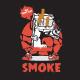 Smoke Design Tshirt
