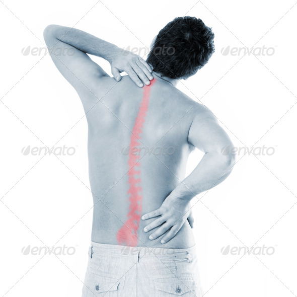 PhotoDune Spine problems 1975758