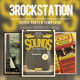 Rockstation Flyer/Poster Bundle Vol.1