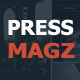 PresssMagz - Editorial News & Magazine WordPress Theme