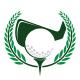 Golf Team Crest Logo