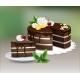 Puff Chocolate Cake