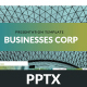 The Bussiness - Creative PPTX template