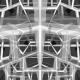 BG of Shaking Quadrangular Fragments Multiscreen 1