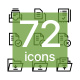 Document, Folder, Office Icons Pack for Web and Mobile Apps