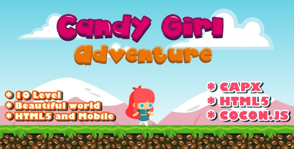 Download Candy Girl Adventure