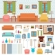Furniture Room Interior Design and Home Decor